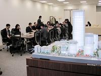 東京ミッドタウン視察会写真2