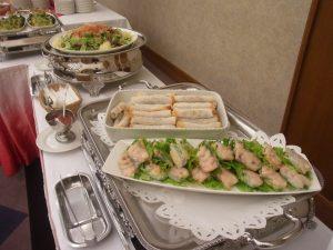 ベトナム料理「生春巻き」&「揚げ春巻き」